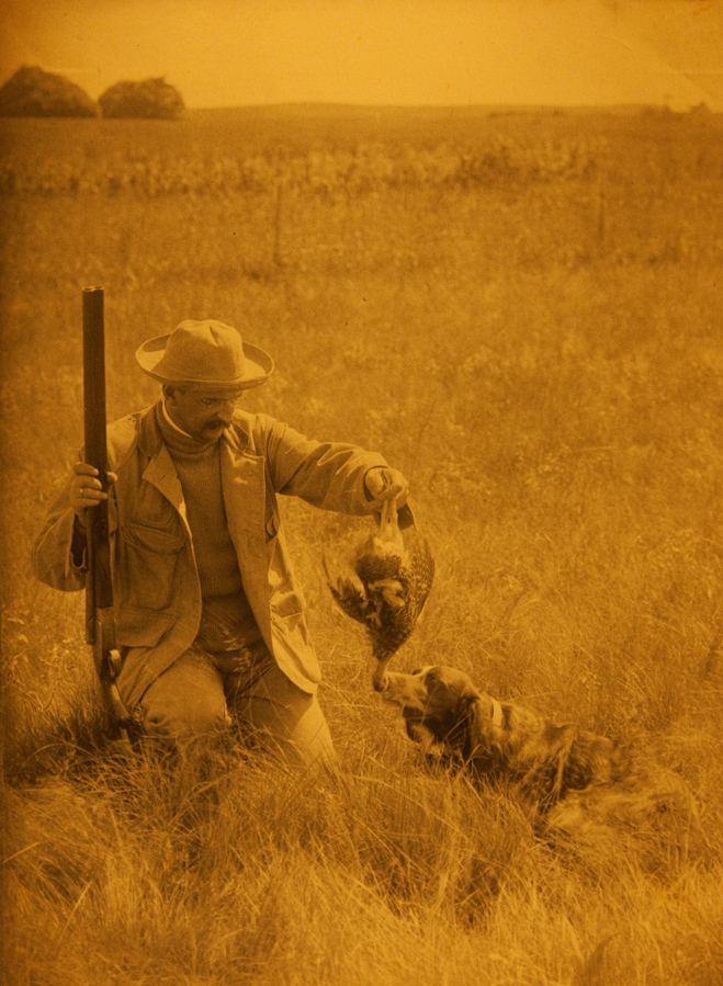 Prairie Chicken Hunter